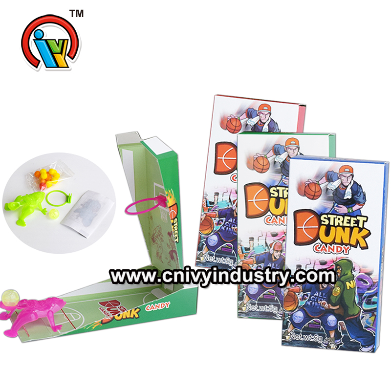 Paper Assemble toy candy