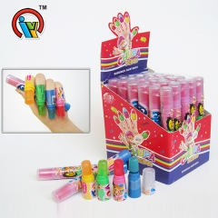 fruity finger lollipop hard candy