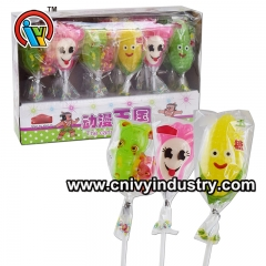 animal shape lollipop candy